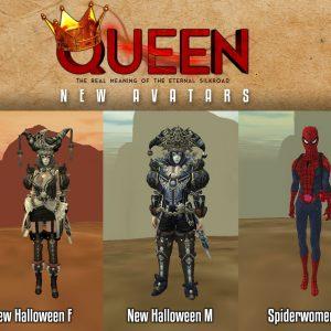 New Pet and Avatars